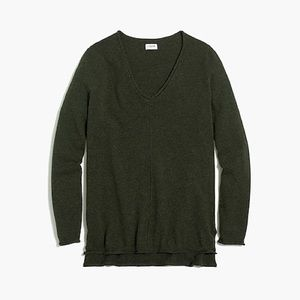 J. Crew V-neck Pullover Sweater Size XL